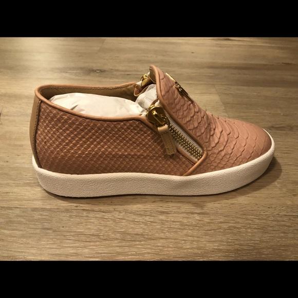 d0273b829b5d5 Giuseppe Zanotti Shoes | Eve Sneakers | Poshmark